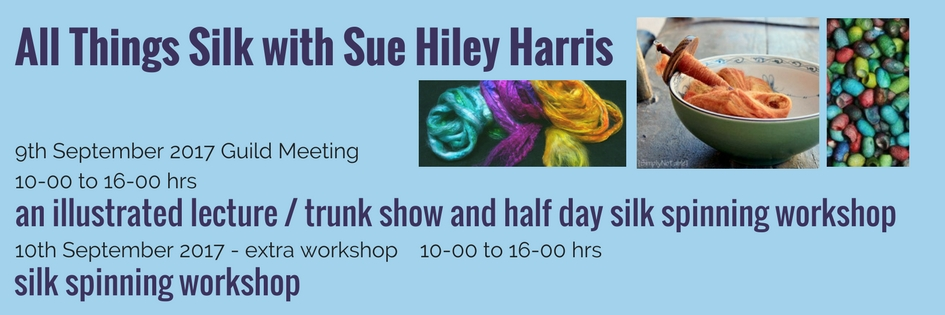 All Things Silk with Sue Hiley Harris