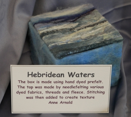 Ann Arnold - Needle-felted