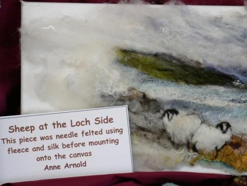 Anne Arnold - Needlefelt