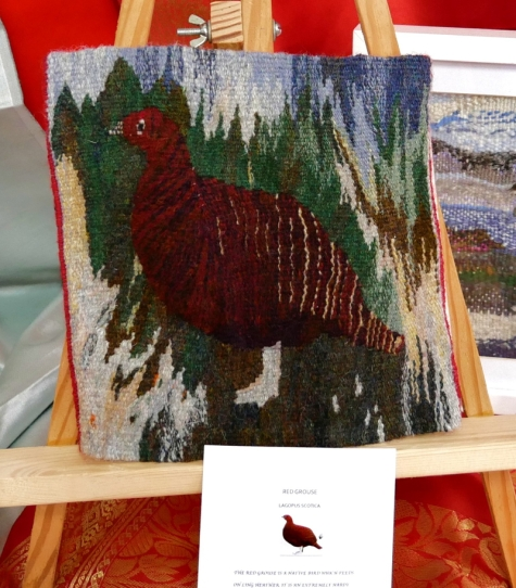 Rita Corbett - Red Grouse