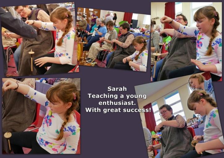 Sarah Teaching
