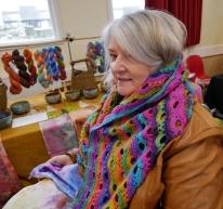 Smashing Crochet Scarf