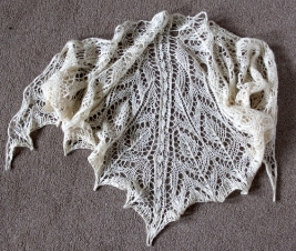 Deborah - shawl