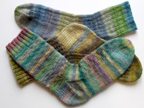 Rachel - socks 2